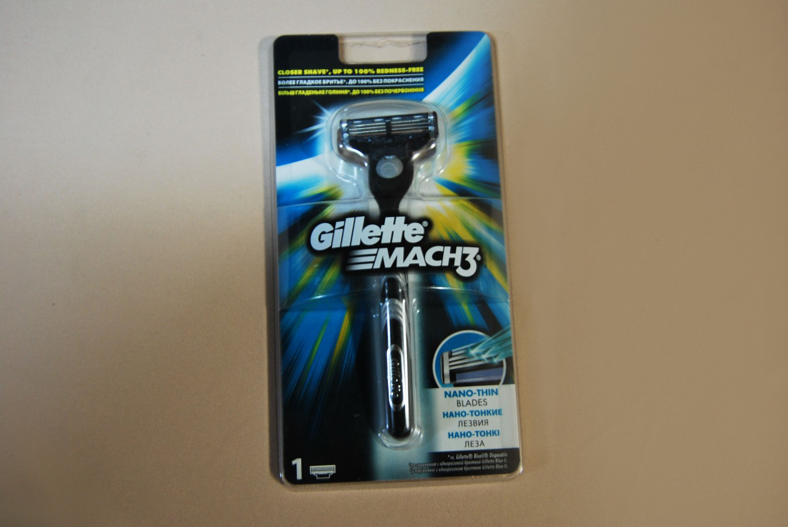 the success of mach3 gillette series Gillette's mach3® shaving system gillette launches gillette series line of shaving products with its signature cool wave fragrance.
